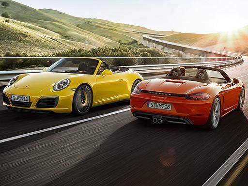 Ihr Urlaubscheck im Porsche Zentrum Inntal.