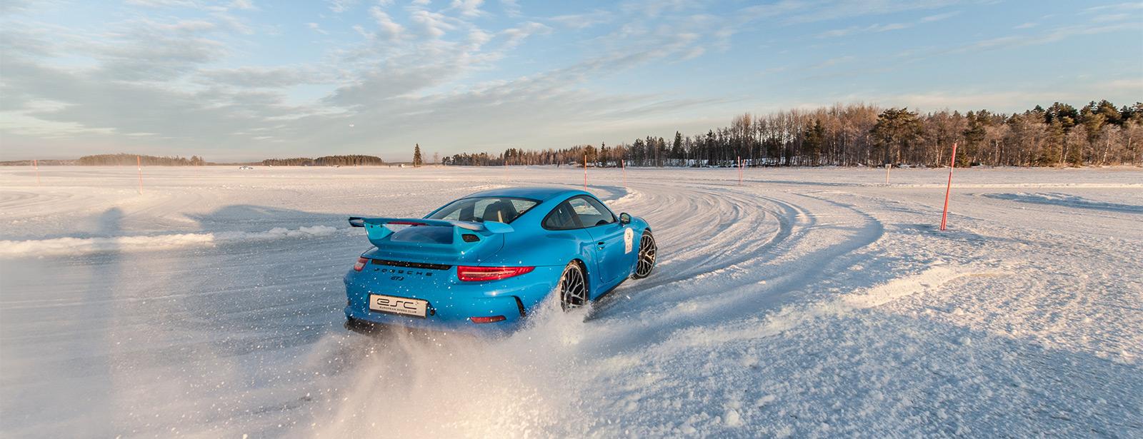 Events 2018 | Winterfahrtraining Lappland