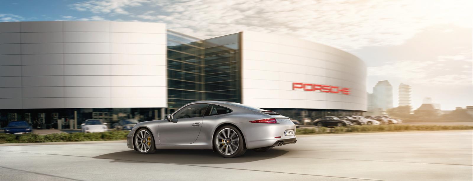 Porsche Zentrum Inntal 187 Hol Und Bringservice